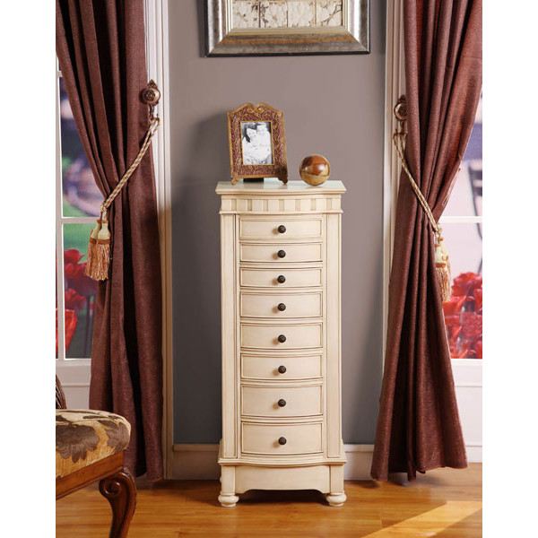 Guadalupe 40 Quot Jewelry Armoire American Box