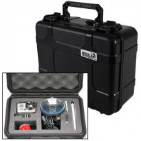 "Megilla 12"" Electronics Case - Black"