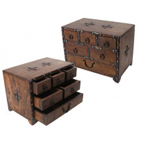 Shackleton 6-Drawer Box