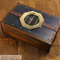 Steampunk MacGuffin 12-pc Watch Box